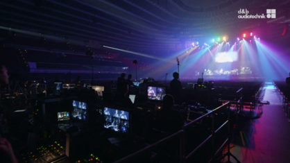 d&b On location - Osaka - GSL-System