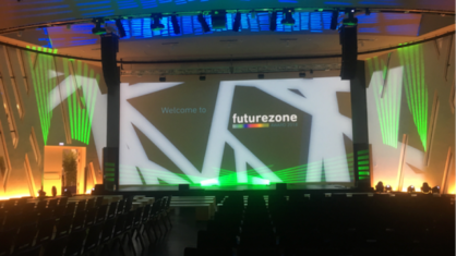 Futurezone Award 2018 - Eventopener